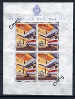 1967 - SAINT-MARIN - SAN MARINO - Unif. BF 37 - NH - ( L162511) - Blocchi & Foglietti