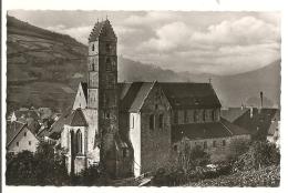 Cp, Allemagne, Kloster, Kurstadt Alpirsbach Im Schwarzwald, Klosterkiche, Erbaut - Alpirsbach