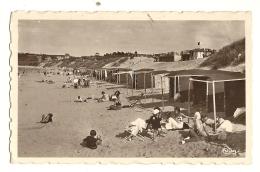 Cp, 22, Sable-d'Or-les-Pins, Sur La Plage, Voyagée 1936 - Andere Gemeenten
