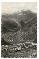 Cp, 38, Le Col De L'Iseran, Val D'Isère, Le Dôme De La Sache Et Le Mont Pourri - Autres Communes