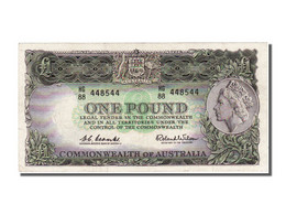 Australie, 1 Pound, KM:34a, SUP - Australie