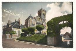 Cp, 89, Vézelay, Eglise Abbatiale Sainte Madeleine - Vezelay