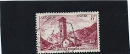 ANDORRE N°  143  O       Valeur YT :  0,80 €