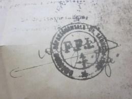 PHOTOCOPIE CERTIFICAT ATTESTATION DE SERVICE DANS LES F.F.I.FORCES FRANCAISES INTERIEURES CHARLOT R. CONTROLE CORPS 1944 - Documents