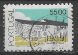PORTUGAL 1985 Architecture - 55e Tras-os-montes Houses  FU - 1910-... Republiek
