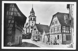 WEINBOURG Rare L'Eglise (Roger Goetzmann) Bas Rhin (67) - Other Municipalities