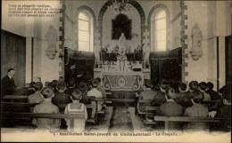 44 - CHATEAUBRIANT - Institution Saint Joseph - Chapelle - Châteaubriant
