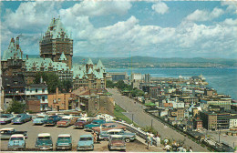 QUEBEC      VUE GENERALE - Québec - La Citadelle
