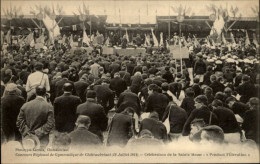 44 - CHATEAUBRIANT - Concours Régional De Gymnastique - 1914 - Messe - Châteaubriant