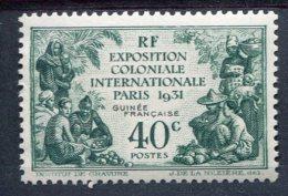 Guinée          115  * - Guinée Française (1892-1944)