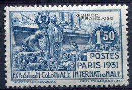 Guinée          118  * - Guinée Française (1892-1944)