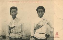 CAMBODGE PHNOM PENH JEUNES FEMMES CAMBODGIENNES - Cambodia