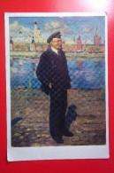 5021 Vladimir Lenin. Soviet Comunist Leader. - Personnages Historiques
