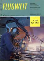 Flugwelt Mars 1961 - Auto & Verkehr