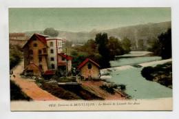Environs De MONTLUCON - Le Moulin De Lavault-Ste-Anne - Montlucon
