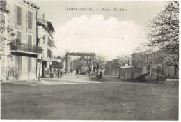 04  SAINT MICHEL  L Observatoire , Place Du Serre - Other Municipalities