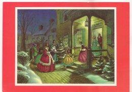 Ldiv067 - Meilleurs Voeux - Réception , Les Invités Arrivent - Norcross  N°2158 - New Year