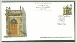 FDC GRAN BRETAGNA - GREAT BRITAIN - ANNO 1990 - ROYAL MAIL - PRESENTED TO BUREAU COSTUMERS - BRITISH PHILATELIC BUREAU - - FDC