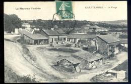 Cpa Du 53 Chattemoue - La Forge  -- La Mayenne Illustrée  LIOB51 - France