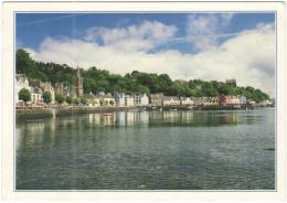 GB - Regno Unito - GREAT BRITAIN - UK - 1991 - 24p + Flamme Be Properly Addressed Postcode It - Tobermory, Isle Of Mu... - Argyllshire