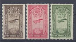 ETHIOPIE - 1931 - P. AERIENNE N° 15 - 16 - 17 - NEUFS - X - TB - - Ethiopie