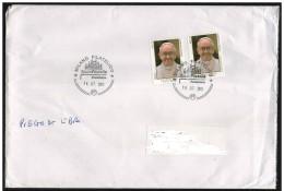 Italia/Italy/Italie: Papa Francesco - Papi