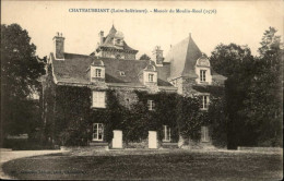 44 - CHATEAUBRIANT - Manoir - Chateau - Châteaubriant