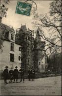 44 - CHATEAUBRIANT - Chateau - échaffaudage - Châteaubriant