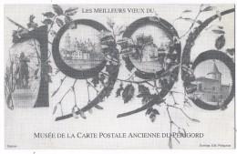 CPA - Musée De La Carte Ancienne Du Périgord  ( En L´état ) - Bolsas Y Salón Para Coleccionistas