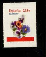 SPANJE MINT NEVER HINGED POSTFRISCH EINWANDFREI NEUF SANS CHARNIERE YVERT 4155 FLORA BLOEMEN - 1931-Heute: 2. Rep. - ... Juan Carlos I