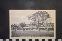CP, Amerique, Antilles, TRINIDAD Queen's Park Hotel PORT OF SPAIN TRINIDAD BWI - Trinidad