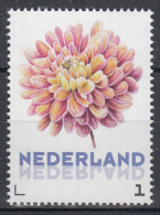 Nederland - Uitgiftedatum 20 Maart 2016 - Janneke Brinkman - Dahlia - Flora/bloemen/planten - MNH - Netherlands