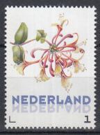 Nederland - Uitgiftedatum 20 Maart 2016 - Janneke Brinkman - Kamperfoelie - Flora/bloemen/planten - MNH - Netherlands