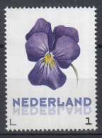 Nederland - Uitgiftedatum 20 Maart 2016 - Janneke Brinkman - Viooltje - Flora/bloemen/planten - MNH - Netherlands