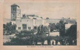 Morocco Rabat Le Jardin Des Oudayas - Rabat