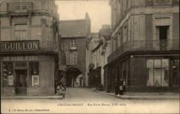 44 - CHATEAUBRIANT - Rue Porte Neuve - Châteaubriant