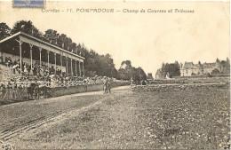 19/ Corréze - Pompadoour - Champ De Courses Et Tribunes - - France