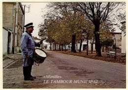 17 - CM52906CPM - SAINTE MARIE LA NOUE - ILE DE RE - Le Tambour Municipal - Parfait état - CHARENTE-MARITIME - Ile De Ré