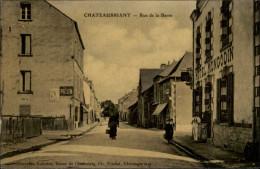 44 - CHATEAUBRIANT - Rue De La Barre - Châteaubriant