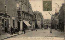 44 - CHATEAUBRIANT - Place De La Pompe - Châteaubriant