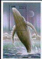 MALI   901  MINT NEVER HINGED SOUVENIR SHEET OF FISH-MARINE LIFE  #   616-6  ( - Fische