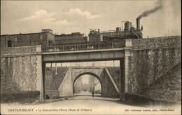 44 - CHATEAUBRIANT - Pont Chemin De Fer - Train - Châteaubriant