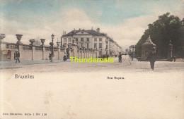 CPA BRUXELLES NELS SERIE 1 No  116  RUE ROYALE - Avenues, Boulevards
