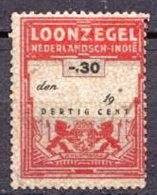 Netherlands Indies Stamp, Probably Fiscal - Netherlands Indies