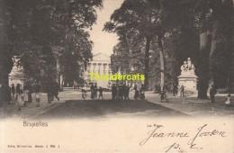 CPA BRUXELLES NELS SERIE 1 No  1 LE PARC - Forêts, Parcs, Jardins