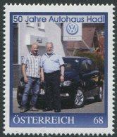 ÖSTERREICH / PM Nr. 8119186 / 50 Jahre Autohaus Hadl / Postfrisch / ** / MNH - Personalisierte Briefmarken