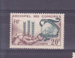 COMORES  N° 26   NEUF SANS CHARNIERE - Neufs