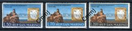 1961 - SAINT-MARIN - SAN MARINO - NR. 565/567 - NH - - San Marino