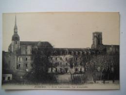Ecole Lammenais ,vue D'ensemble - Ploërmel