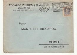 """1928 Milano Targhetta  """"Preferite Le Sigarette Savoja-Eva..."""" + Como """"Salsomaggiore""""  (vedi 2 Foto) - 1900-44 Victor Emmanuel III"""